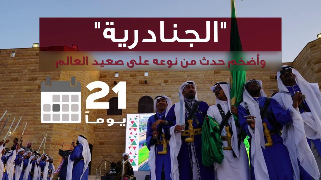 القرية التراثية في مهرجان الجنادرية تستقطب عشرات الآلاف من الأسر السعودية Aetos Wire