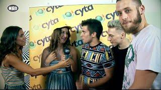 H CYTA @ Mad VMA 16- WINNERS MEET N' GREET RADIOACT