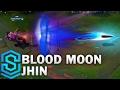 Blood Moon Jhin Skin Spotlight - League of Legends