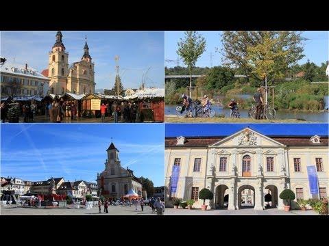 Die barocke Stadt Ludwigsburg