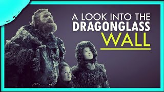 A look into the New Dragonglass Wall in the Game of Thrones Season 8 Tease