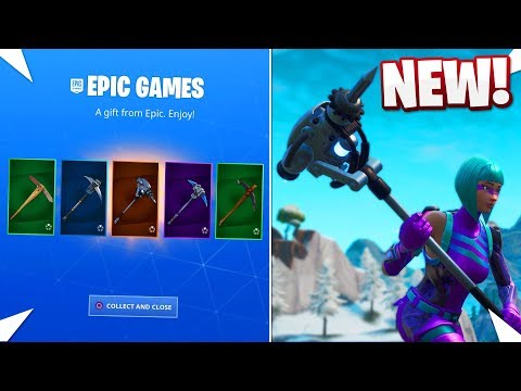 HOW TO UNLOCK ALL NEW *EXCLUSIVE* STW PICKAXES IN BATTLE ROYALE!