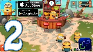 Minions Paradise Android iOS Walkthrough - Part 2 - BOB Quest Completed