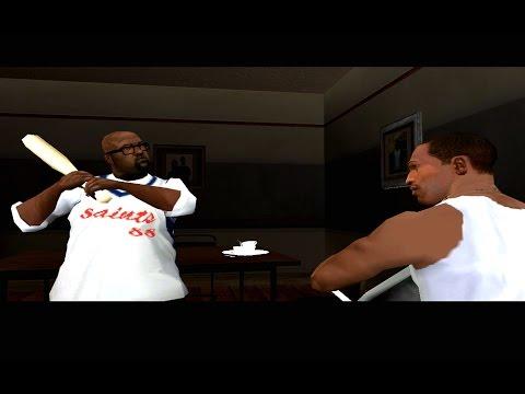GTA San Andreas - Beta Gameplay HD