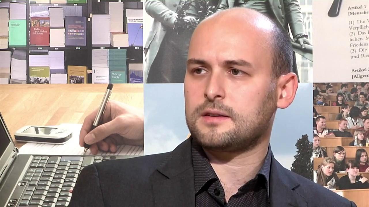 Youtube Video: Donnerstagsgespräch: Ralph Müller-Eiselt - Die digitale Bildungsrevolution.