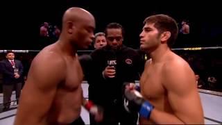 El mejor peleador del mundo ANDERSON SILVA HD