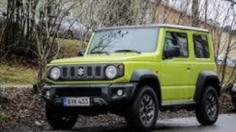 Suzuki Jimny – Söpö, söpömpi, Jimny