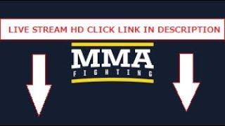 Ramses Riega vs Abraham Sanchez - MMA CHASQUI FIGHTING CHAMPIONSHIP 13 | Live Stream
