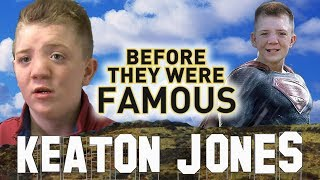 KEATON JONES - Before They Were Famous - How To Stop Bullying