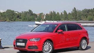 Essai Audi A3 Sportback e-tron Ambition Luxe 2014