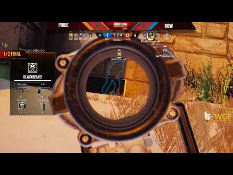 MOROCCO R6S CUP By WGF #1 - Demi finale 4