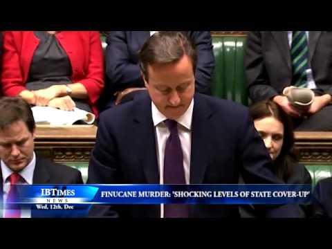 Finucane murder: 'Shocking levels of state cover-up'