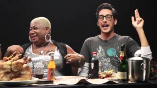 Kassem talks black vagina. And Whoopi Goldberg's gums. Check out mo...
