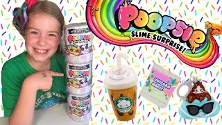 Help we didn't make it right! We unboxed the awesome Poopsie Slime ...