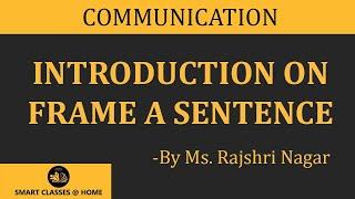 How to frame a Sentence? ( English) Gurukpo