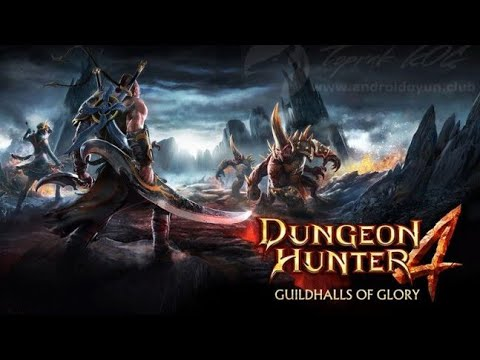 Hack DUNGEON HUNTER 4 V2.0.1F