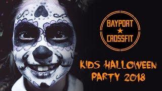 Bayport CrossFit - Kids Halloween Party