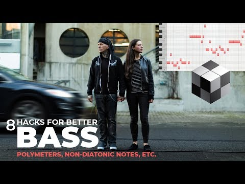 "8 Hacks for Better Bass Lines (feat. ""Mile Zero"")"