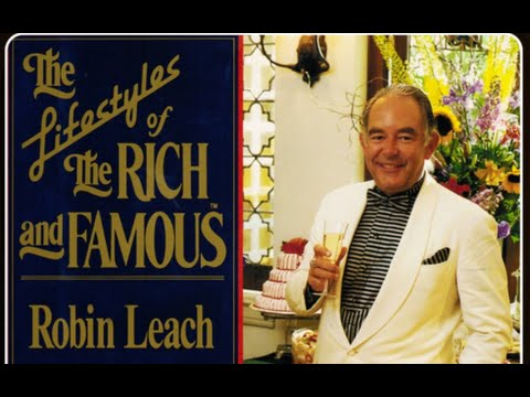 Image result for robin leach