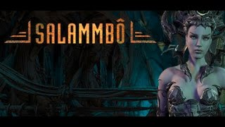 Let's Play Salammbo: Battle for Carthage- Episode 1: Suddenly a Shop Keeper