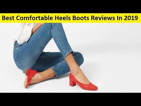 top-3-best-comfortable-heels-boots-reviews-in-2019