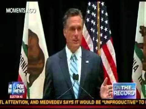 PRESS CONFERENCE: Romney Answers Mother Jones Video