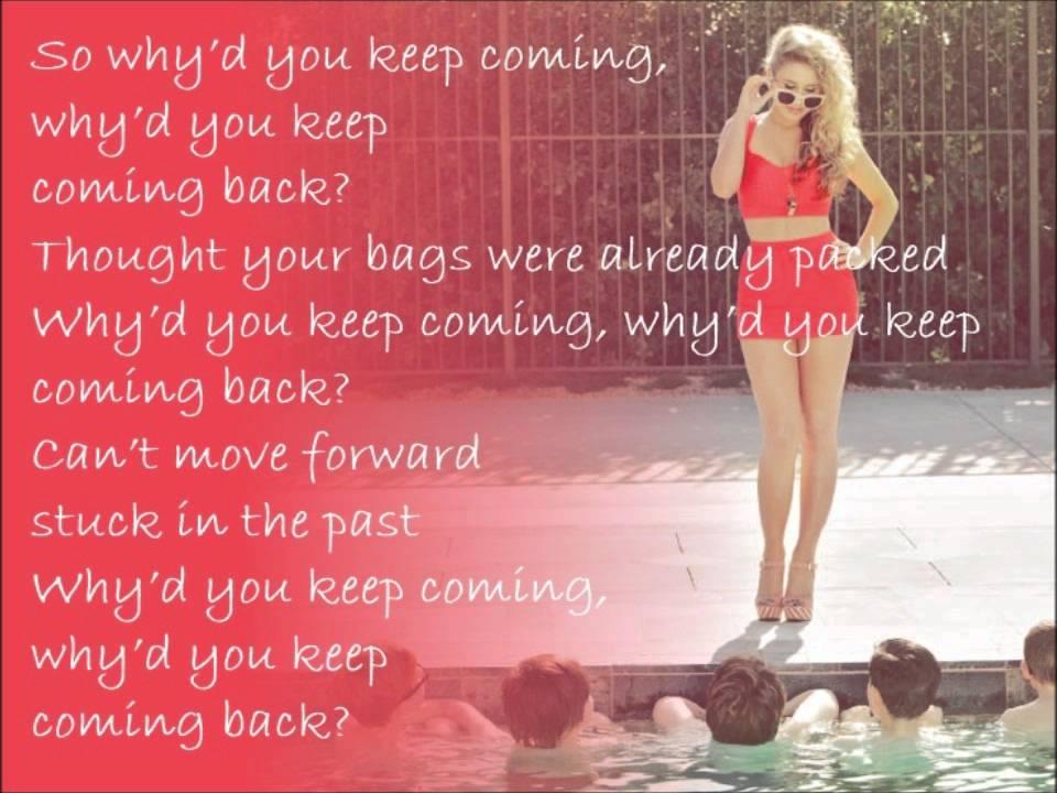 Lyric lyrics for a girl worth fighting for : Haley Reinhart - Keep Coming Back (Studio Version Lyrics) - YouTube