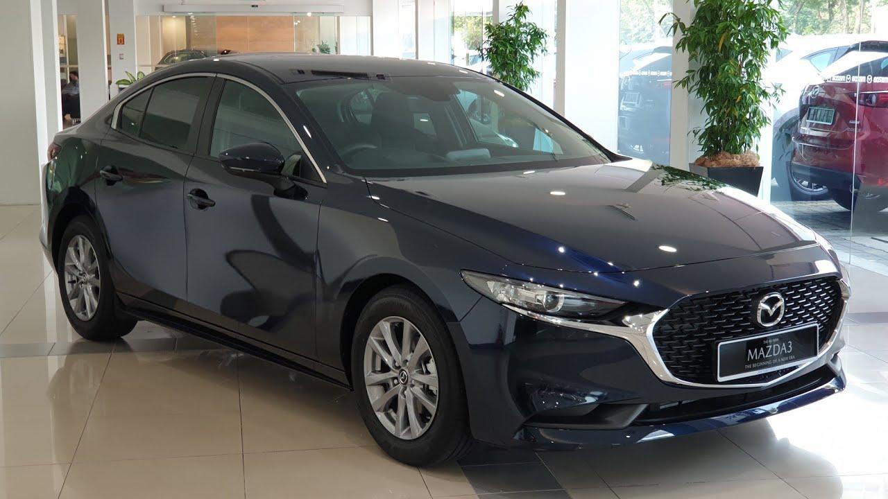 2019 Mazda3 1 5 Sedan Malaysia Full Walkaround 1 2 Evomalaysia Com Youtube