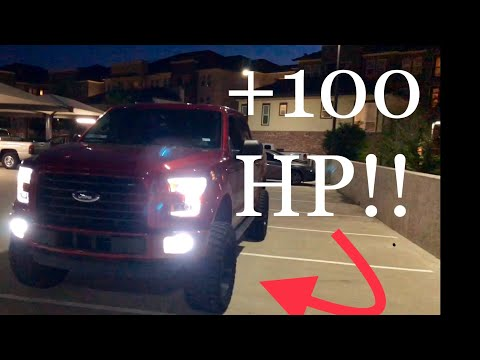 Tuned My Lifted F150 Ecoboost. FIRST DRIVE! MPT 93 PRX Performance Tune