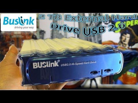 DRIVERS UPDATE: BUSLINK USB 2.0 HARD DRIVE