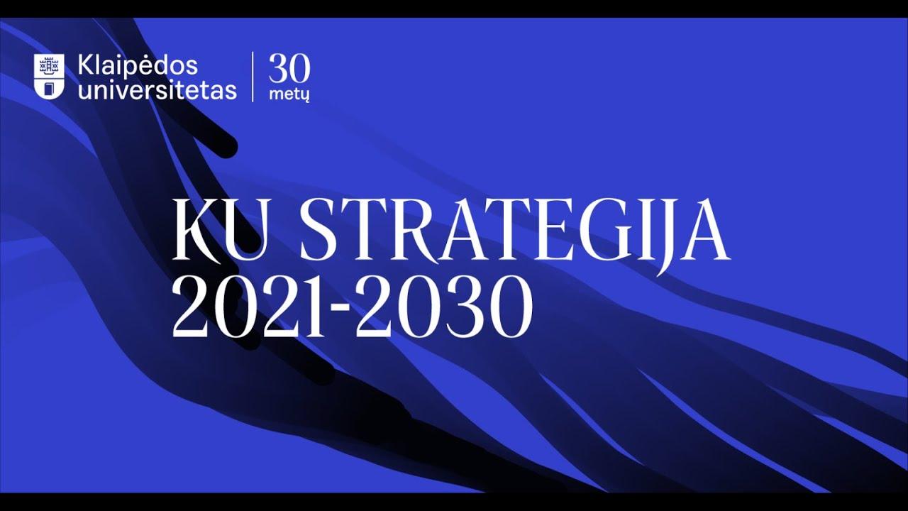 universiteto tyrimų strategija)