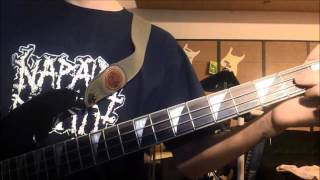 Slayer - Dittohead / Bass Cover