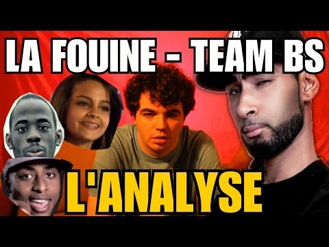 LA FOUINE - TEAM BS : L'ANALYSE de MisterJDay (♪20)