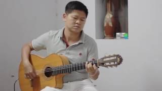 Tuyet roi Tombe La Neige   Guitar cover ♯9