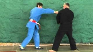 Обучение системе рукопашному бою Часть 8