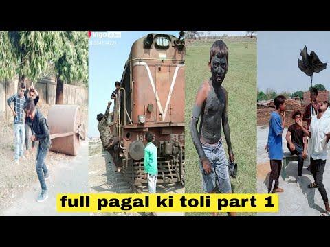 Most Tik Tok Video/ Full Paglo Ki Toli/फुल पागलो की डोली Part 1
