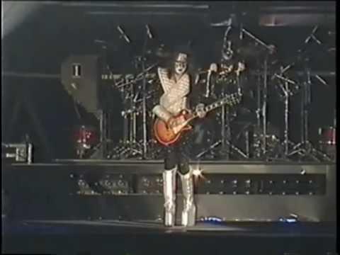 KISS - C´mon And Love Me - Toledo 1997 - Reunion Tour