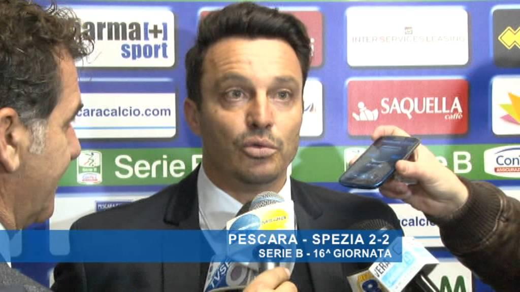 Pescara - Spezia 2-2 - YouTube