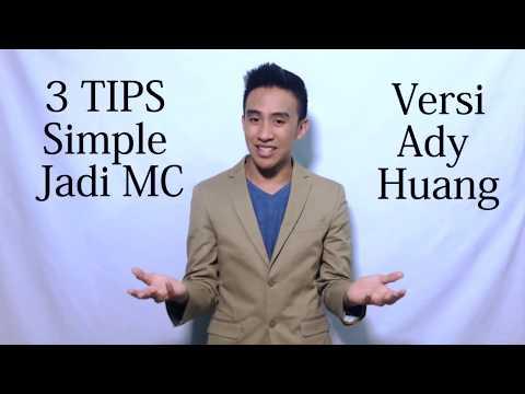 Belajar Jadi MC Untuk Pemula (Part 1)