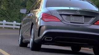 Mercedes Benz CLA Class 2014 Videos