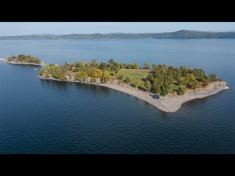 Timeless Oasis on Fish Bladder Island in South Hero, Vermont