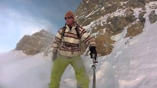 ski jackson backcountry cody bowl Thumbnail
