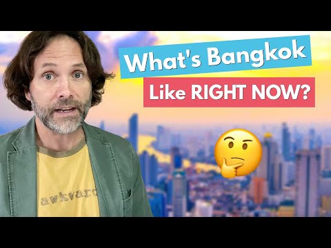 Bangkok, Thailand Today - News/Update (60 Seconds in Thailand?!?)