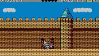 Wonder Boy In Monster Land, Master System - Part 4 - Ain
