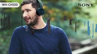 WH-CH500 Sony Wireless Headphones