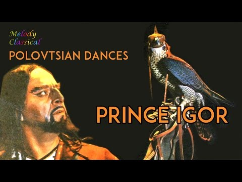 ♬ Alexander Borodin ♯Polovtsian Dances/Polovetskie Plyaski (Prince Igor)♯