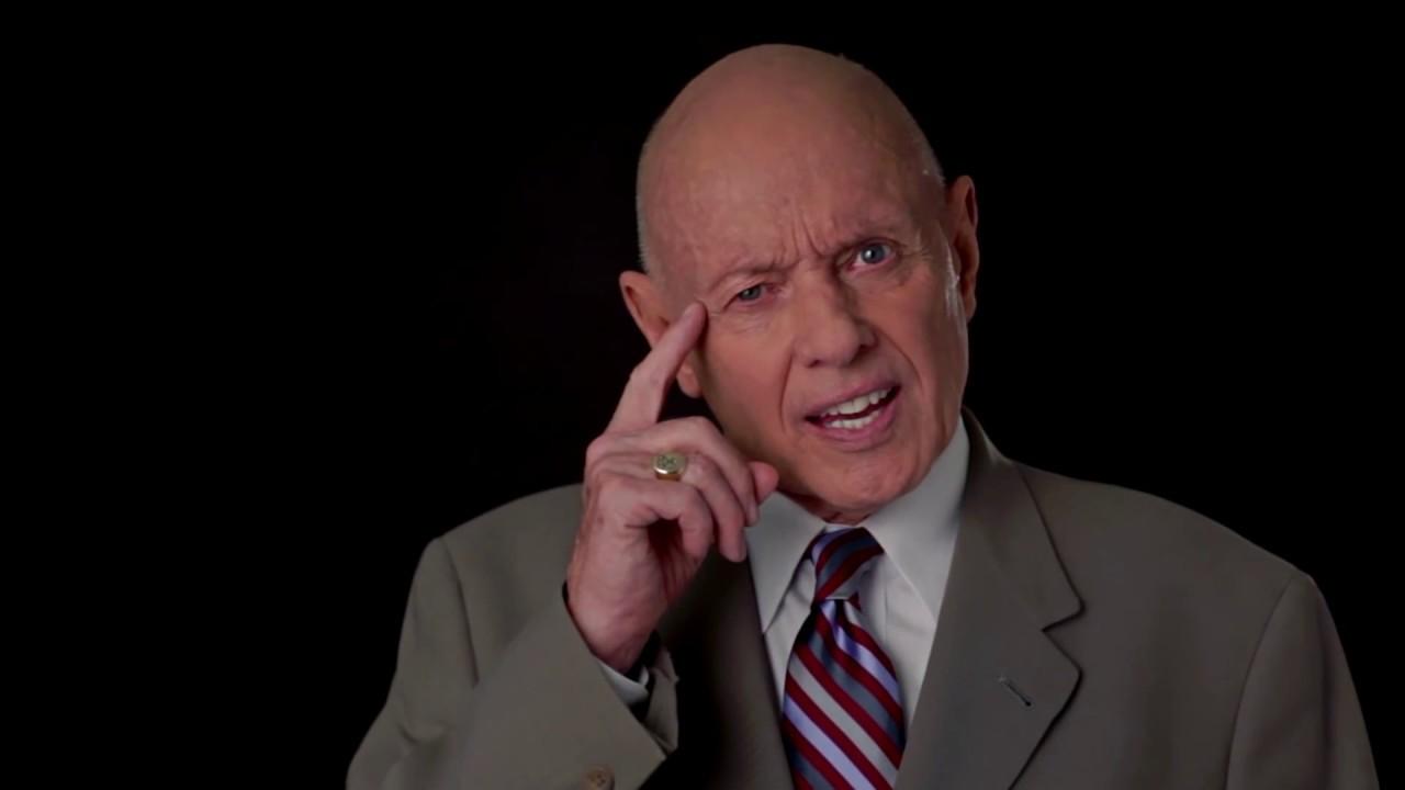 Dr. Stephen R. Covey - Paradigm - YouTube