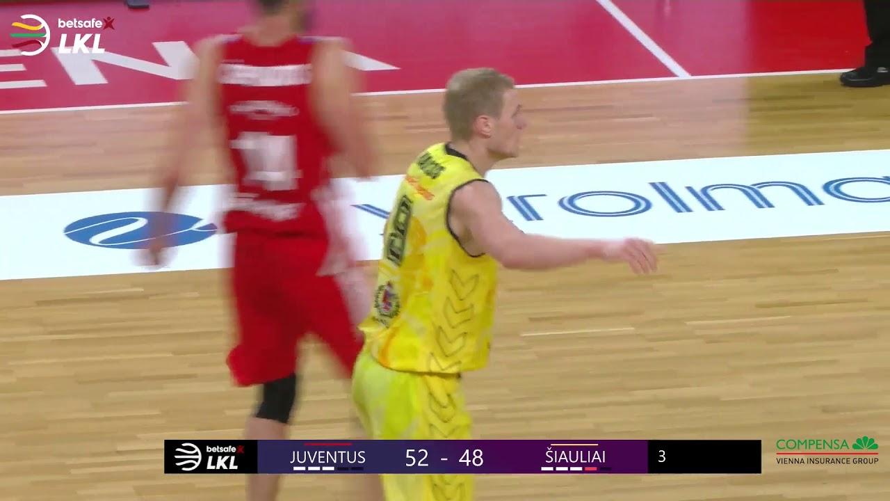 "I. Vaitkus – ""Betsafe–LKL"" rugsėjo mėnesio MVP"