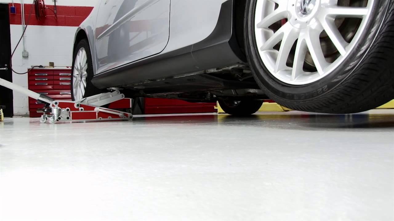 Schwaben Low Boy Lightweight Aluminum Floor Jack