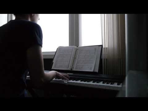 There is a Light That Never Goes Out piano cover